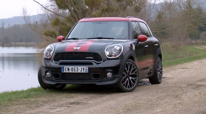 essai mini countryman john cooper works motorlegend. Black Bedroom Furniture Sets. Home Design Ideas