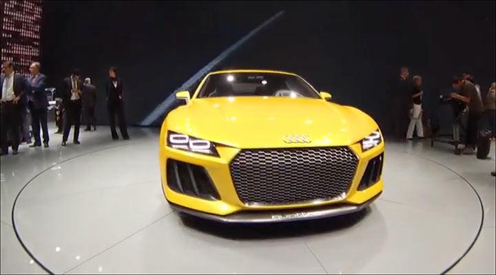 Video Volvo Concept Coupé
