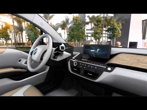 video bmw i3 design int rieur sur motorlegend. Black Bedroom Furniture Sets. Home Design Ideas