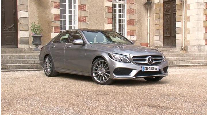 Mercedes Classe C  Avis