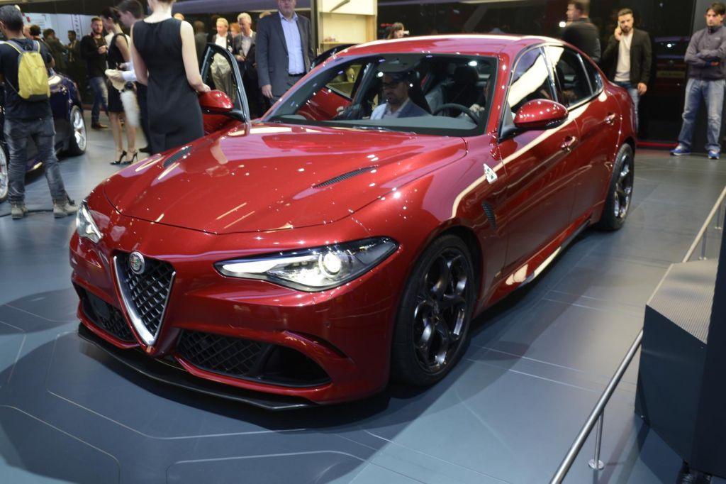 Video Alfa Romeo Giulia