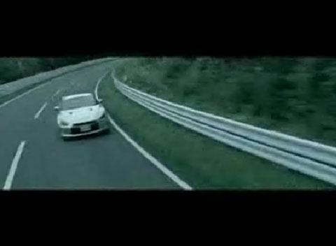 Video Nissan GT-R au salon de Tokyo 2007