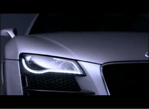 Video Audi R8 V12 TDI Concept