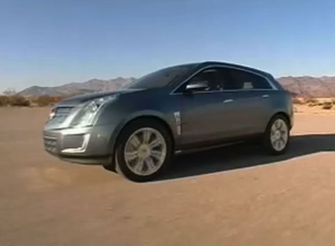 Video Lexus LF-A Roadster Concept