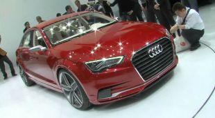 Salon : Audi A3 Concept