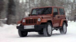 Essai : Jeep Wrangler 2.8 CRD