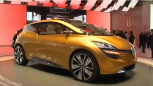 Salon : Renault R-Space