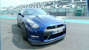 Essai : Nissan GT-R 2011