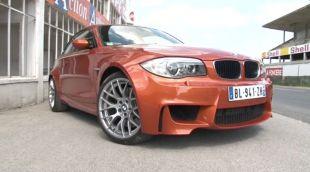 Essai : BMW Série 1 M Coupé