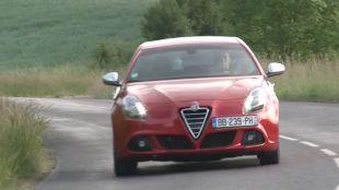 Essai : Alfa Romeo Giulietta QV