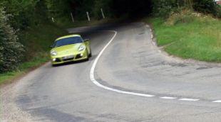 Essai : Porsche Cayman R