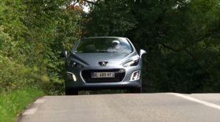 Essai : Peugeot 308 CC Restylée