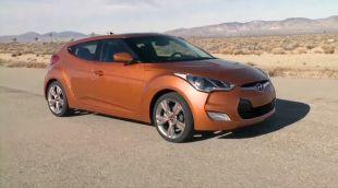 Essai : Hyundai Veloster