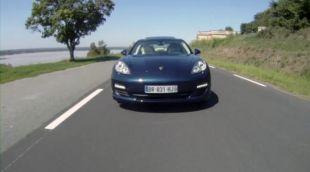 Essai : Porsche Panamera S Hybrid
