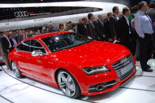 Salon : Audi S7 Sportback