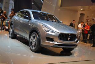 Salon : Maserati Kubang
