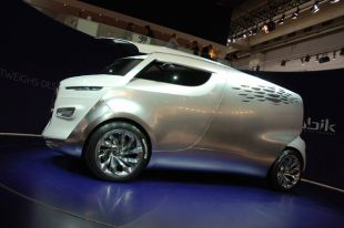 Vidéo Ford Evos Concept - Salon de Francfort 2011