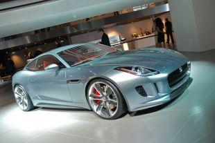 Salon : Jaguar C-X16