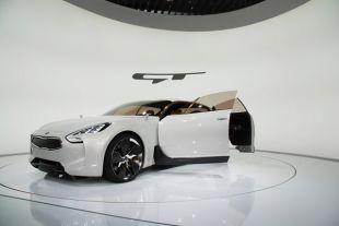 Salon : Kia GT Concept