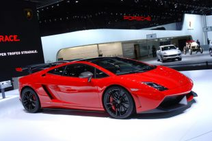 Salon : Lamborghini Gallardo Super Trofeo Stradale