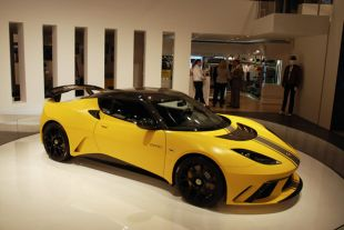 Salon : Lotus Evora GTE