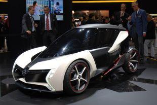 Salon : Opel Rak e