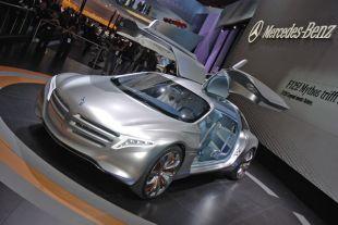 Salon : Mercedes F125