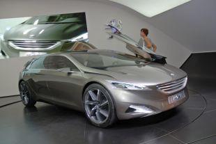 Salon : Peugeot HX1 Concept