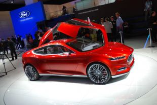 Salon : Ford Evos Concept