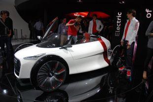Vidéo Audi A2 Concept - Salon de Francfort 2011