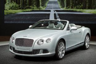 Salon : Bentley Continental GTC