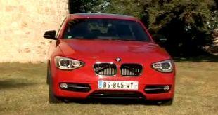 Essai : BMW 118i