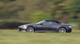 Essai : Aston Martin Virage Volante