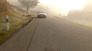 Vidéo Mercedes C63 AMG Coupé - Essai