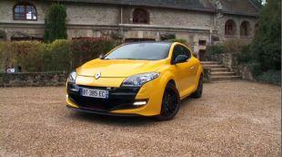 Essai : Renault Megane III RS 265 Trophy