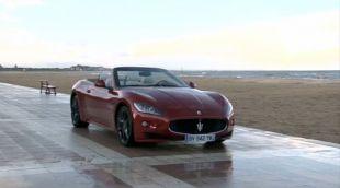 Essai : Maserati GranCabrio Sport