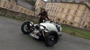 Essai : Morgan Three Wheeler