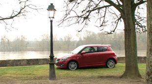 Essai : Suzuki Swift Sport