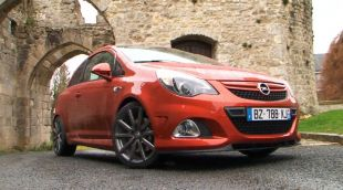 Essai : Opel Corsa OPC Nürburgring Edition