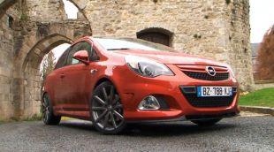 Essai : Opel Corsa OPC Nürburgring Edition
