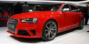 Salon : Audi RS4 Avant