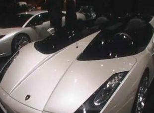Salon : Lamborghini Concept S