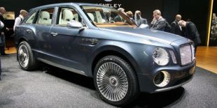 Bentley EXP 9-F Concept