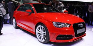 Salon : Audi A3 2012