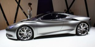 Salon : Infiniti Emerg-e