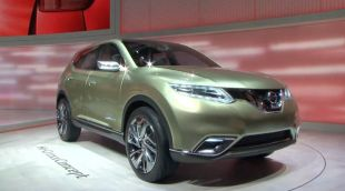 Salon : Nissan Hi-Cross Concept