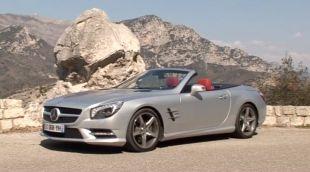 Essai : Mercedes SL500 (R231)