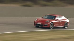 Essai : Porsche Panamera GTS