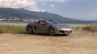 Essai : Porsche Boxster S 2012