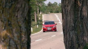 Essai : Mercedes Classe A 250